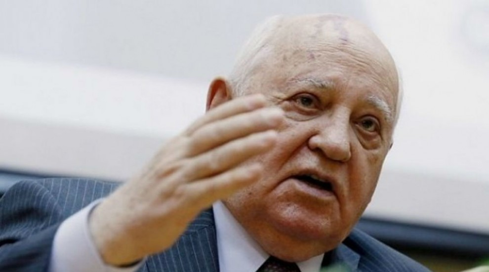 """Горбачов обясни защо не е гледал сериала """"Чернобил"""""""