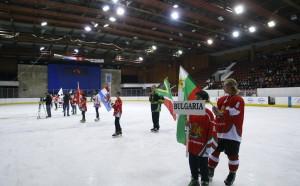 Националите по хокей на финал за място в Дивизия II