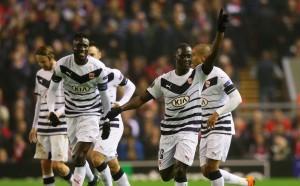 Бордо не допусна изненада на старта в Лига Европа