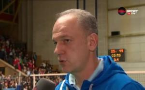 Треньорът на Монтана: Този мач зависеше само от Нефтохимик