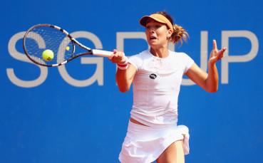 Елица Костова тръгна с успех в Биариц
