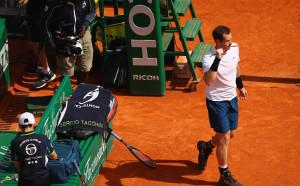 Анди Мъри в третия кръг на турнира в Барселона без игра
