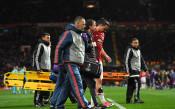 Съмнения за тежка травма на Ибрахимович