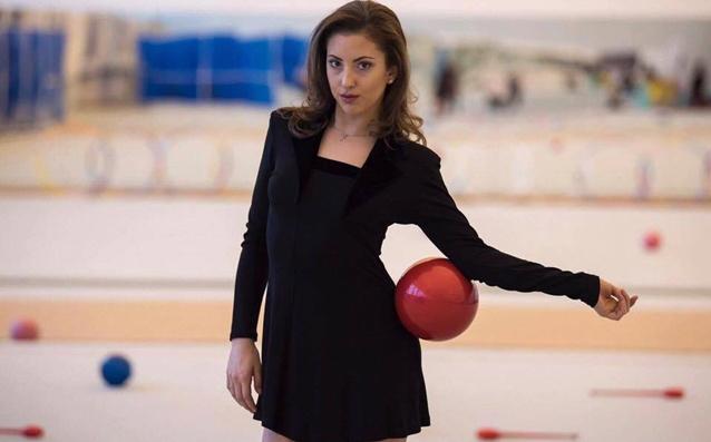 Катрин Тасева<strong> източник: facebook.com/pg/BGRGfederation</strong>