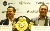 Нисе Зауерланд: Пулев е готов да изчака реванш между Джошуа и Кличко