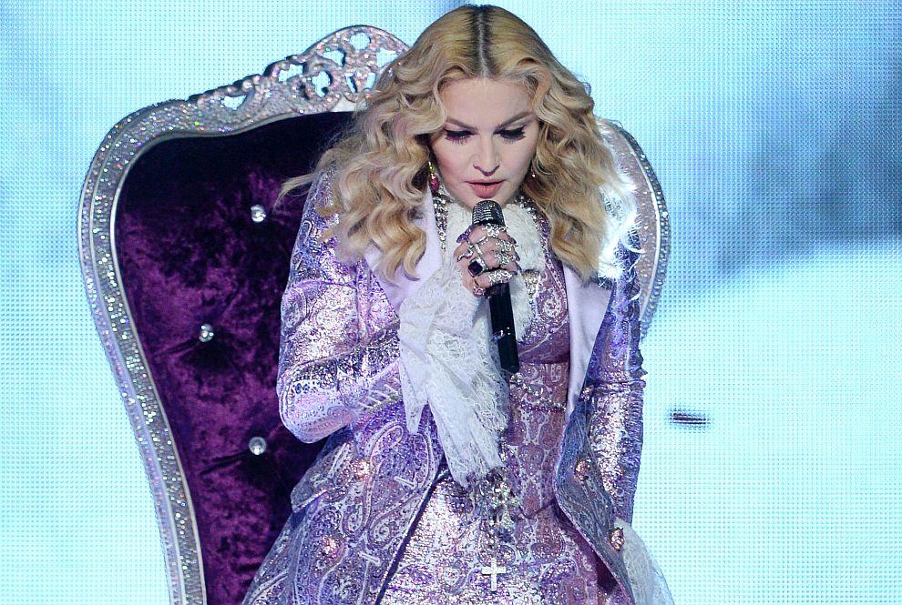 Мадона - тя ще остане в историята не само с музиката си, но и със скандалното си поведение и активното ѝ участие в различни социални каузи.