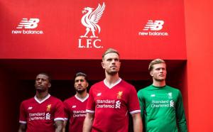 Ливърпул показа новия суперчервен екип