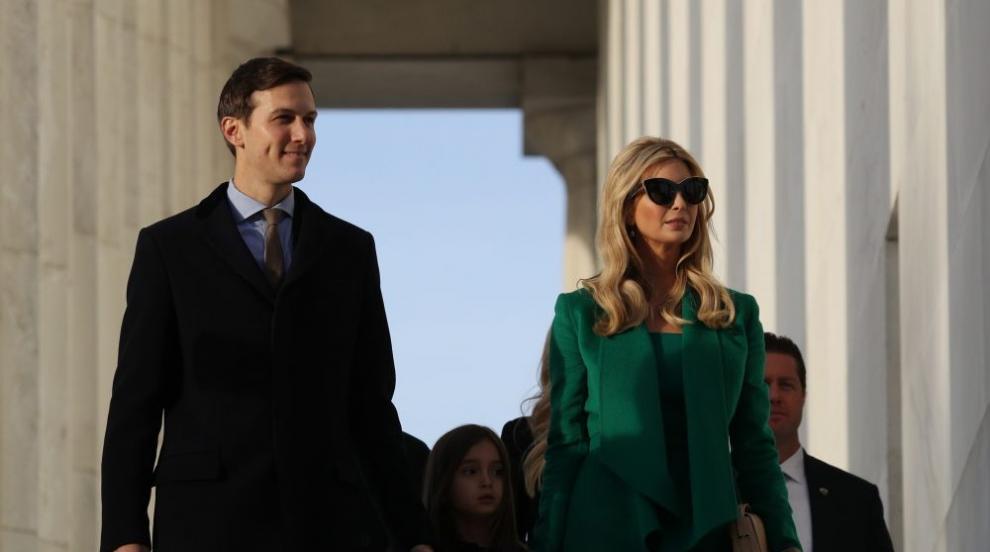 Иванка Тръмп и съпругът ѝ стават все по-богати, въпреки че съветват...