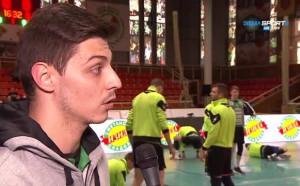 Добри Димитров: Играе ми се в България, но с тези финанси няма как