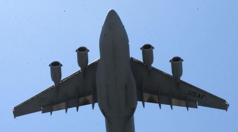 Руски военен самолет изчезна над Средиземно море