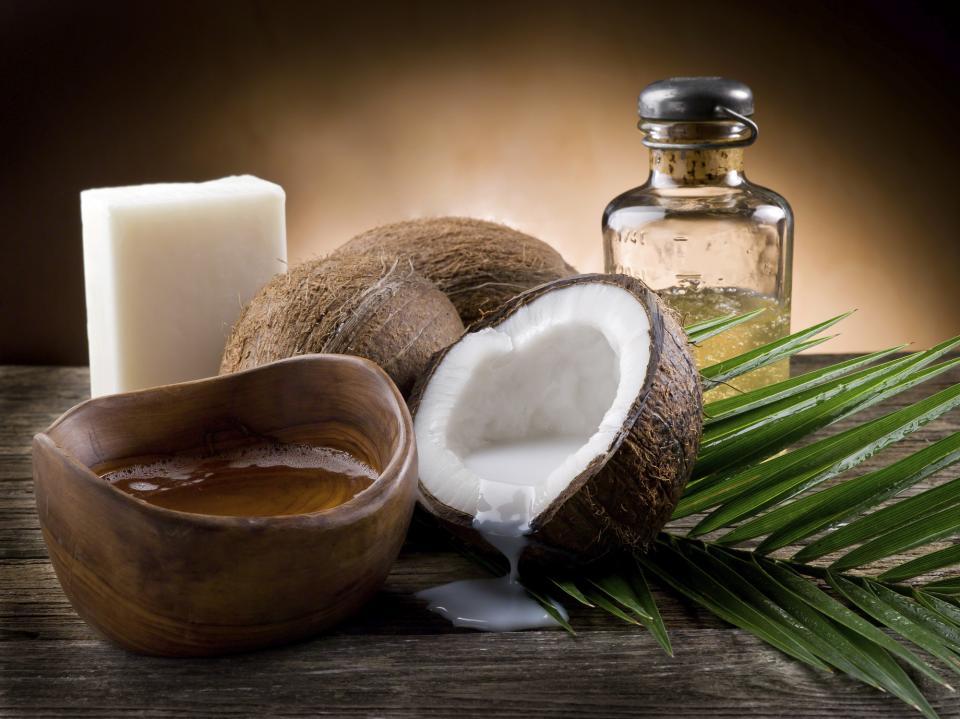 кокосово масло кокос