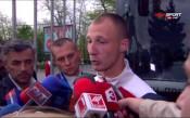 Недялков: Нека феновете на Левски видят кой е най-добрият отбор