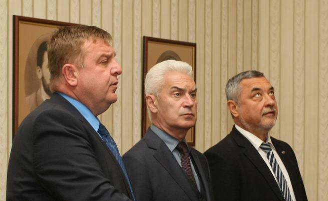 Симеонов: С ВМРО на евроизборите - неосъществимо, с