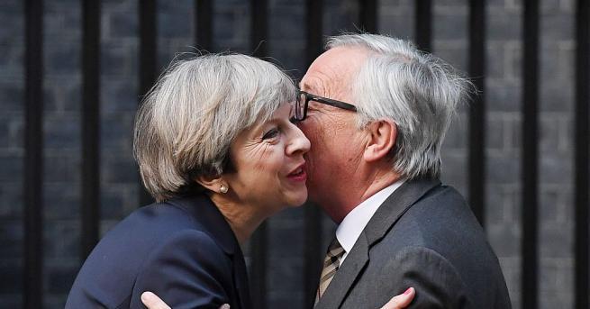 Великобритания възнамерява да запази дружески отношения с Европейския съюз, независимо