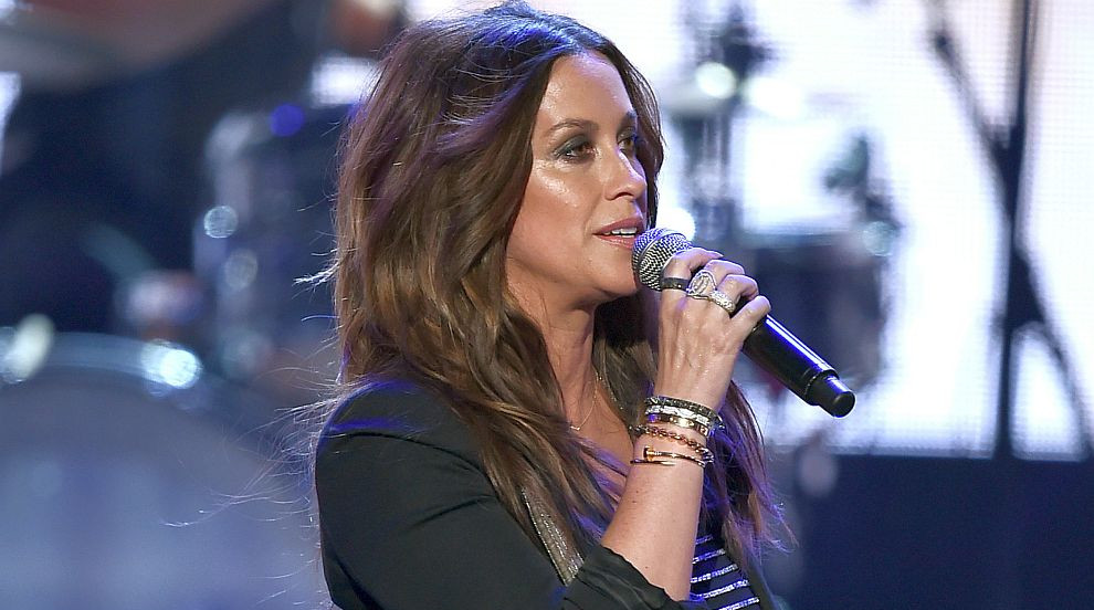 Аланис Морисет: Кейт Буш ме вдъхнови да пея