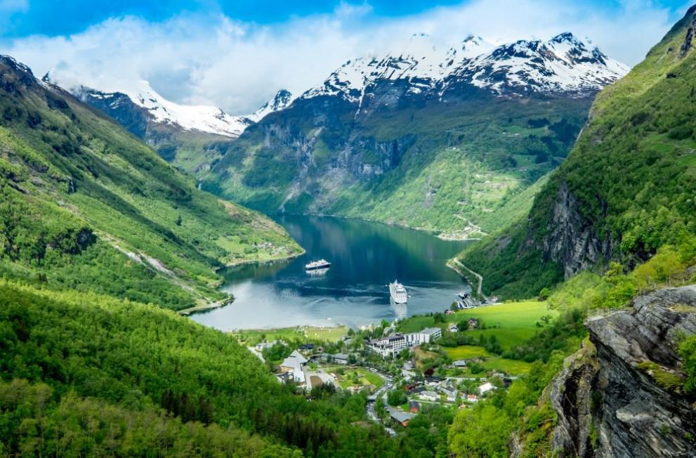 норвежки фиорди