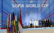 Министър Кралев награди Мария Гигова с най-високото държавно спортно отличие