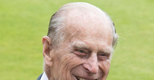 Снимка: Съпругът на кралица Елизабет Втора е постъпил в болница
