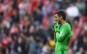 Байерн пропиля преднина от два гола за първи път от 13 години