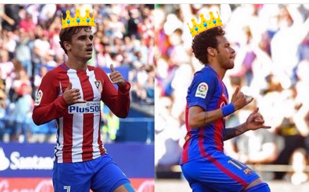 <strong> източник: twitter.com/AntoGriezmann</strong>