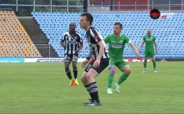Голът на Иван Вълчанов срещу Локомотив ГО