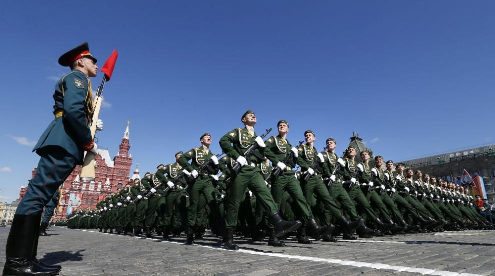 В Русия отбелязват Деня на победата с парад