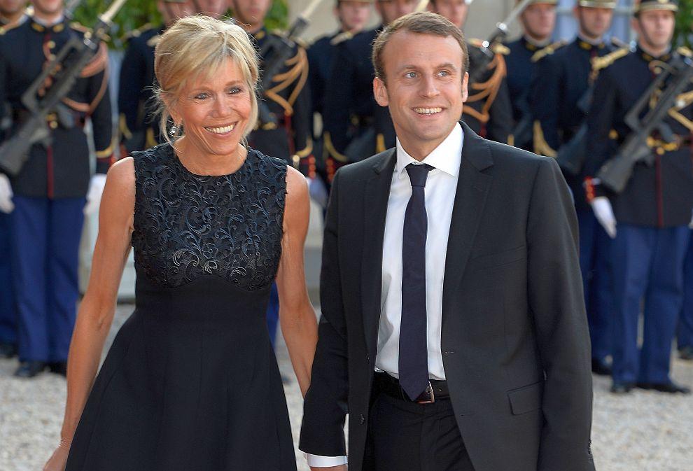Бриджит Макрон - новата първа дама на Франция