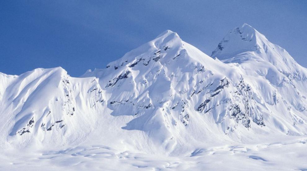 Създадоха най-голямата картичка върху ледник в света