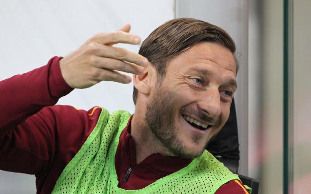 Франческо Тоти<strong> източник: Gulliver/Getty Images</strong>