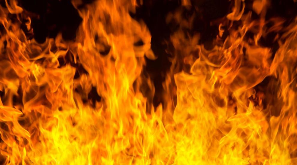 Мъж се самозапали пред съда в Брюксел