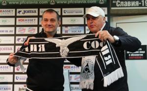 Славия започна подготовка с 18 футболисти и нов треньор