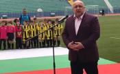 Кралев: Работим по търга за базите на ЦСКА, за емблемата не мога да коментирам