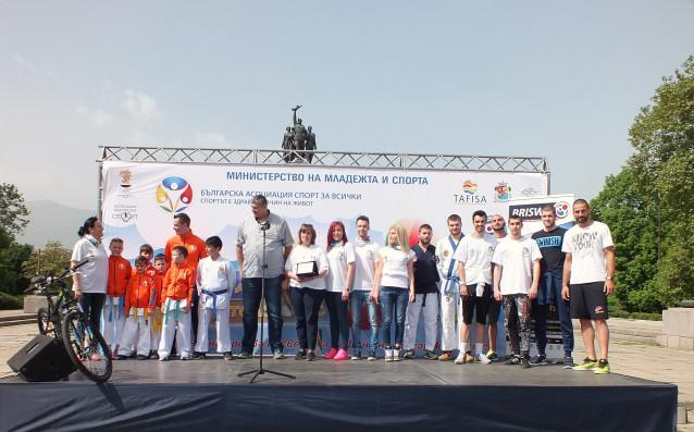 Световен ден на предизвикателството източник: Iliev Sport Agency
