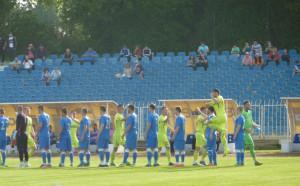 Футболистите на Поморие излязоха в почивка до 19-и юни