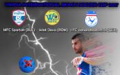 Международен турнир по плажен футбол за първи път в България