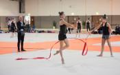 Грациите направиха подиум тренировка в Будапеща