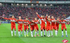 УЕФА не подмина изцепките на феновете на Спартак М