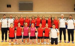 Волейболистките биха Сърбия в контрола