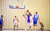 БК Лукойл Академик - БК Рилски спортист<strong> източник: LAP.bg, Любомир Асенов</strong>
