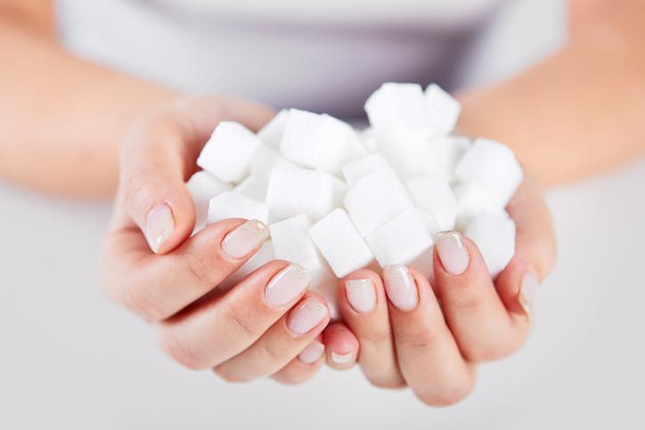 Избягвайте захар и храни, които я съдържат