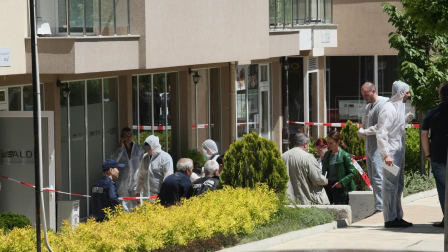 Спор за над 100 хил. лева довел до двойното убийство