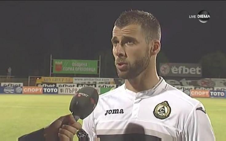 Ивайло Димитров: Трябваше да покажем, че не сме слабаци