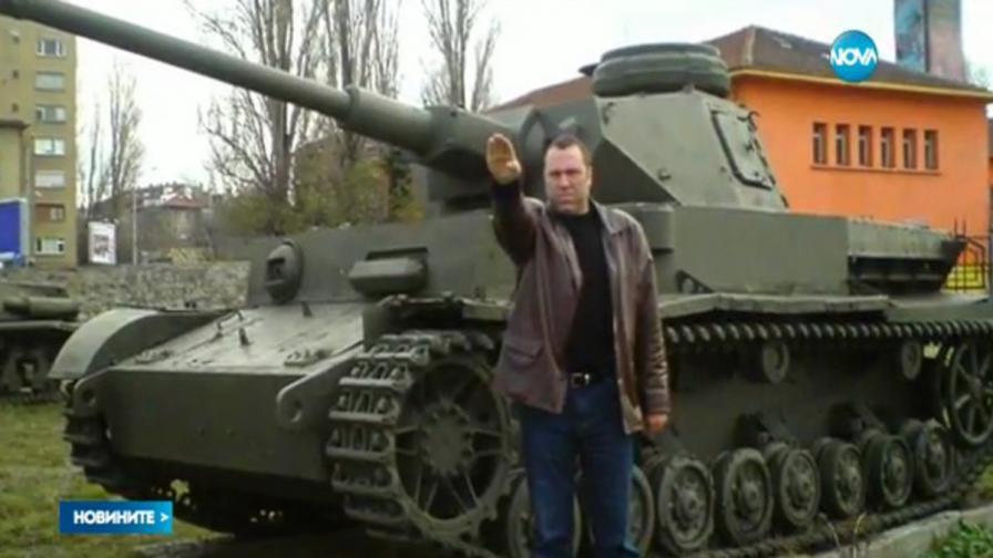 Снимката, заради която Иво Антонов бе уволнен