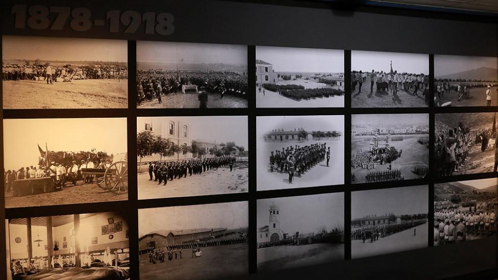 - Изложбата представя историята на наборната служба в България от 1878 г. до 2007 г. С богатство от фотографски и видео материал, предоставен от...