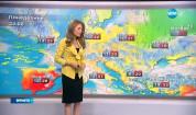 Прогноза за времето (21.05.2016 - централна емисия)