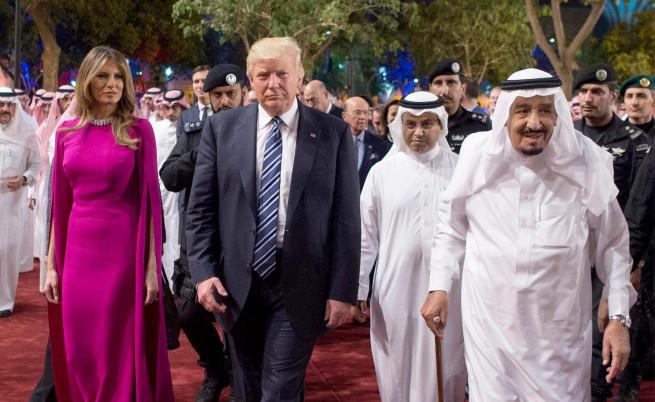 Тръмп произнесе историческа реч за тероризма и религиите