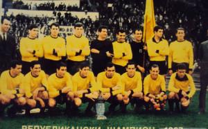 Шампионите от 1967-а ще подкрепят Ботев във финала