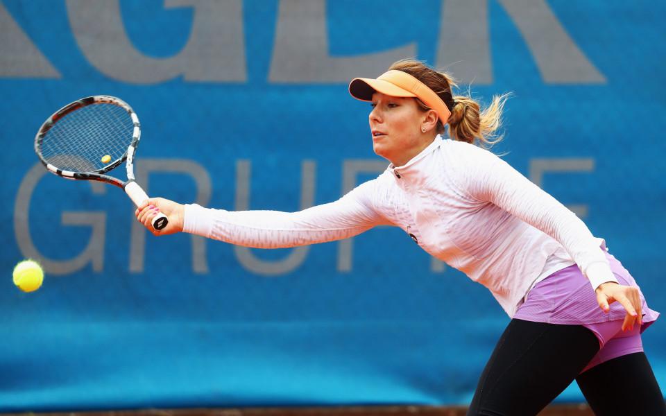 Костова отпадна на четвъртфиналите в Прага