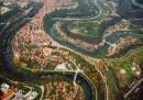 България от птичи поглед: Кадри, които спират дъха