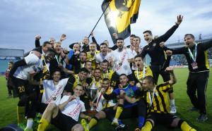 Жълто-черният триумф на Васил Левски